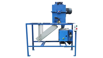 Magnetic Separation and Non-Ferrous Metal Removal Machine