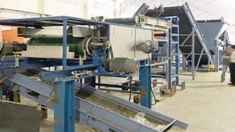 RDF Biomass Fuel Rod Recycling System